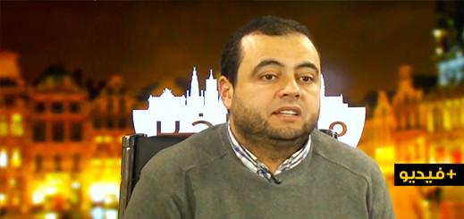 """الناظوري """"محمد الشرادي"""" يناقش الشأن الديني بالمهجر والجاليات المسلمة"""