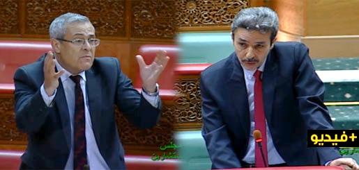 البرلماني الطيب البقالي يثير معاناة الموظفين وغياب باقي المصالح الحكومية بإقليم الدريوش بالبرلمان