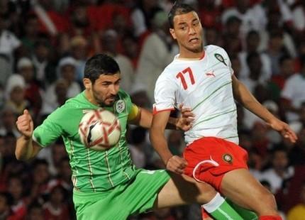 المغرب يسحق الجزائر برباعية تاريخية.. شاهدوا الاحتفالات والأهداف