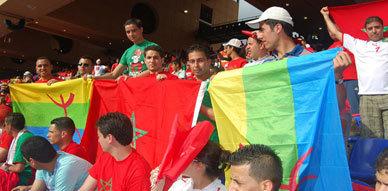 أسود الأطلس يزأرون بقوة ويمطرون شباك المنتخب الجزائري برباعية نظيفة
