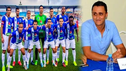 أبو مسعود يقدم إستقالته من تدريب فريق شباب الريف وبلاغ للنادي : تهرب من المسؤولية