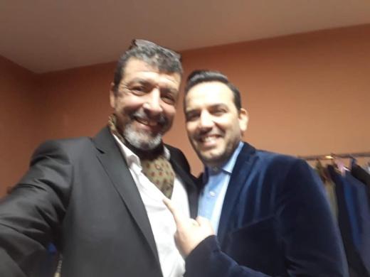 مخرجون مغاربة يسندون للممثل الريفي فاروق أزنابط أدورا رئيسية ومحورية في أعمال مغربية ضخمة