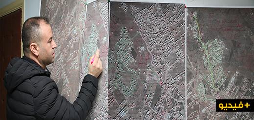 حوليش يقدم توضيحات بخصوص ربط إفري وشار وإمسعوذن بشبكة الصرف الصحي