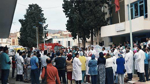 الإتحاد العام للشغالين بالناظور يطالب وزير الصحة التدخل لوقف التسيير العشوائي بمندوبية الصحة