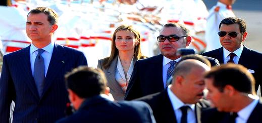 رسميا.. العاهل الإسباني فيليبي السادس يقوم بزيارة للمغرب