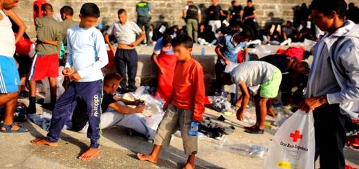 تقرير: 3 آلاف قاصر مغربي هاجروا إلى إسبانيا سنة 2018