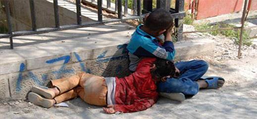 رئيس النيابة العامة يدعو إلى الاهتمام بأطفال الشوارع وتفعيل القانون