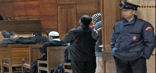 تسع سنوات سجنا نافذا لثلاثة شبان شاركوا في إحتجاجات إمزورن