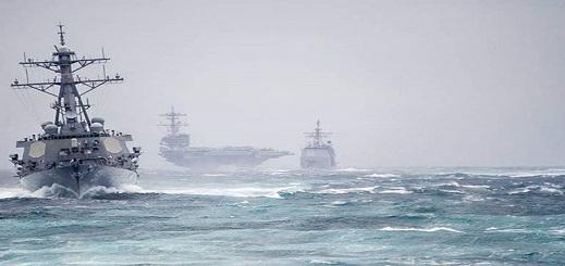 البحرية الإسبانية تخترق المياه الإقليمية المغربية بخليج الحسيمة