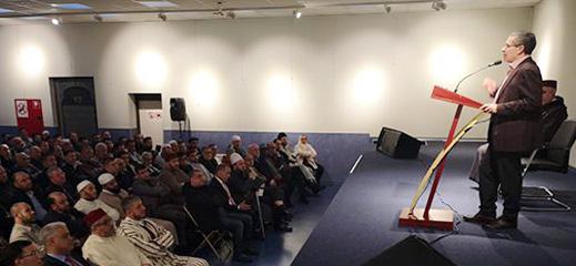 الأئمة والقيميين الدينيين ببلجيكا يبرزون أهمية النموذج المغربي للتدين في لقاء مفتوح ببروكسيل