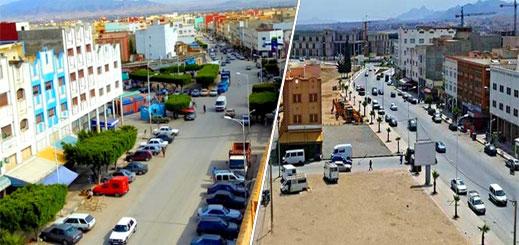 بشرى لساكنة الدريوش وبن الطيب.. العمران تطلق صفقة مشاريع التأهيل الحضري باستثمارات تناهز 7 مليار سنتيم