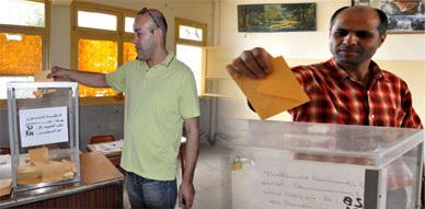 ساكنة مدينة العروي تشارك بكثافة في الإستفتاء الدستوري والنسبة تناهز 70 في المائة