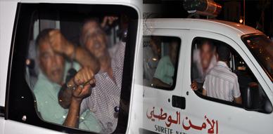 الشرطة تعتقل يساريين بتهمة السكر العلني البين بالناظور