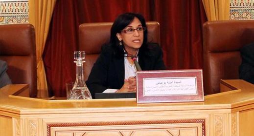 بوعياش تكشف تحرك مجلس حقوق الانسان للعفو عن معتقلي الريف