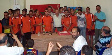 جمعية أميك أمازيغ تنظم دوري الشريف محمد أمزيان لكرة القدم
