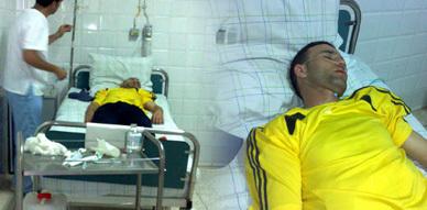 أحد المعطلين المعتصمين ببلدية العروي ينقل إلى مستشفى محمد السادس إثر دخوله في غيبوبة