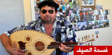 الفنان عمر جوني ... إسم في طي النسيان ومبدع حرمه المرض من حرية الإنسان