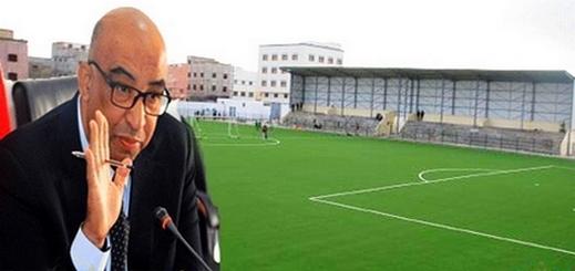 الدريوش تحتضن مقابلة كروية لقدماء لاعبي المنتخب الوطني بحضور رئيس الجامعة الملكية ونزهة بدوان
