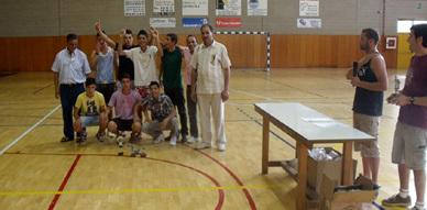 جمعية السلام تقر بنجاح دوريها لكرة القدم المصغرة بمانيو الكتالونية