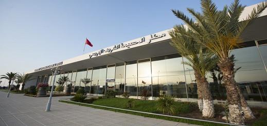 أزيد من 5436 مسافر مر من مطار الحسيمة خلال شهر