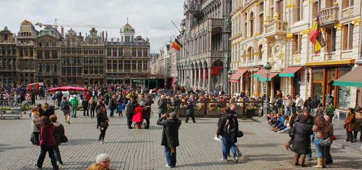 دراسة تكشف مغادرة آلاف البلجيكيين لمدينة بروكسل الى وجهات مختلفة