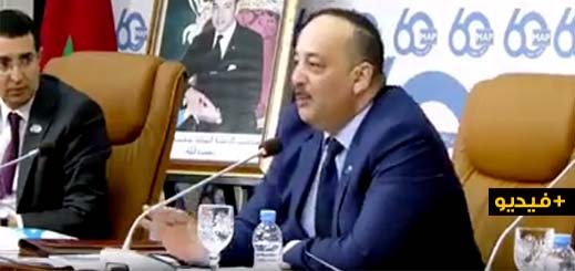 وزير الاتصال يجتمع مع رئيس النيابة العامة للشروع  في حجب المواقع الالكترونية غير القانونية