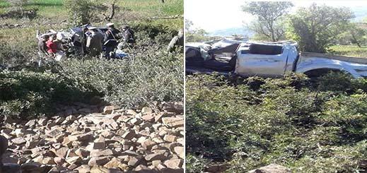 بالصور.. مصرع شخصين في حادثة سير خطيرة على مستوى الطريق الرابطة بين الحسيمة وشفشاون