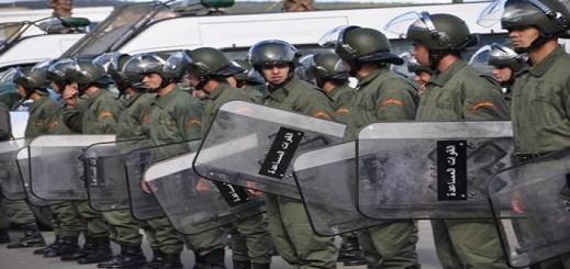 الداخلية تنفي خبر زيادة 5000 درهم في أجور أفراد القوات المساعدة