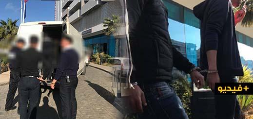 شاهدوا.. شجار داخل فندق مصنف بالناظور بين زبائن الحانة وإداريين والحراس الخاصين