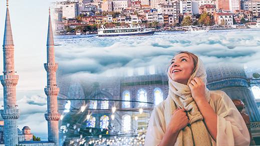 همزة سفر لا تعوض.. لأول مرة بالمغرب رحلة خاصة للنساء إلى تركيا وبثمن جد منخفض