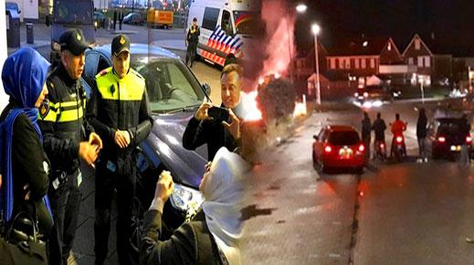 اعتداء هولنديين على عائلة ريفية يصل إلى البرلمان الهولندي والسفارة المغربية تلزم الصمت
