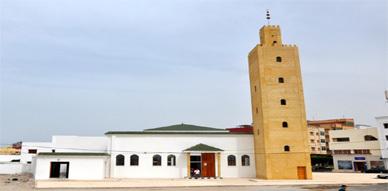 افتتاح مسجد محمد الخامس بالناظور وسط ارتياح الساكنة