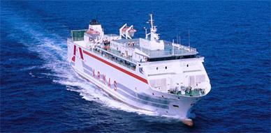خط جديد بالباخرة من مليلية إلى غرناطة -موتريل- بأثمنة جد مناسبة مع Viajes giromar