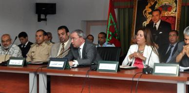 عمالة الناظور تحتفي باليوم الوطني للجالية المغربية المقيمة بالخارج بعقد لقاء تواصلي