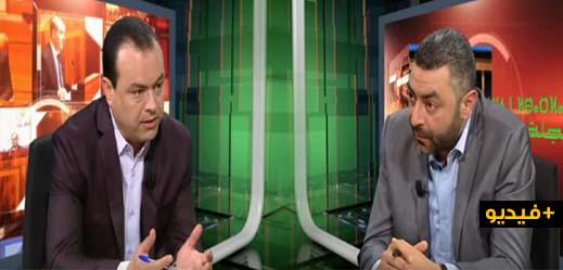 """الإعلامي محمد زاهد يستضيف على القناة الأمازيغية الاقتصادي """"مجلد"""" للحديث عن النموذج التنموي بالمغرب"""