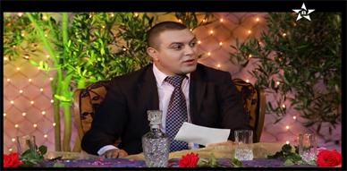 """الزميل محمد العلالي ضيفا في دور الصحفي على الحلقة الأخيرة لسيتكوم """" تّار الصّحث ذْرهْنا وَها !"""" بالقناة الأمازيغية"""