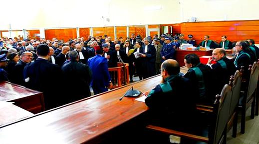 """الجمعية المغربية لحقوق الإنسان: أحكام معتقلي حراك الريف """"جائرة"""" وإسكات للمعارضين والحركات الاجتماعية"""