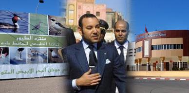الملك محمد السادس في زيارة رسمية لإقليم الناظور إبتداءا من يوم الخميس 08 شتنبر ومشاريع تنموية عديدة تنتظر التدشين