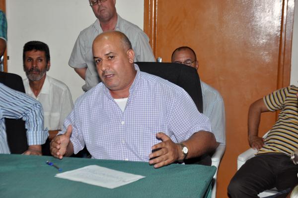 الجمع العام الإستثنائي لفريق فتح الناظور يعيد محمد الرمضاني إلى رئاسة الفريق