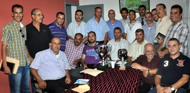 جمعية الصداقة للرياضة والتنمية بالناظور تستضيف فعاليات النسخة الثالثة للدوري الجهوي لكرة القدم