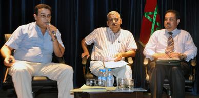 الجمعية الإقليمية للمهرجان المتوسطي تجيب على تساؤلات وسائل الإعلام في ندوة صحفية