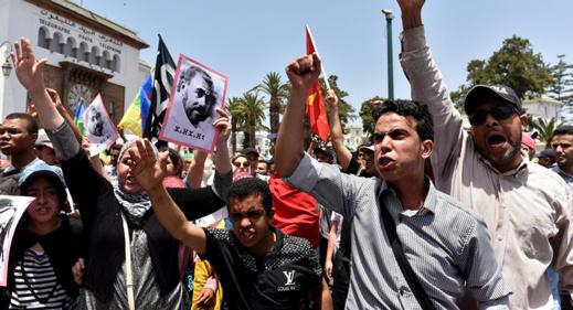 """جمعية """"الحرية الان"""" تصف الاحكام في حق معتقلي الريف بالظالمة"""