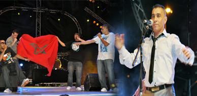 تجاوب متميز للجمهور مع الفنان عبد القادر أرياف وفرقة أش كاين في ثاني أمسيات المهرجان المتوسطي للناظور