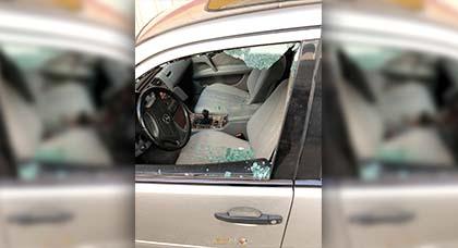 عناصر الأمن توقف المتهم بتخريب سيارات بشوارع مدينة العروي