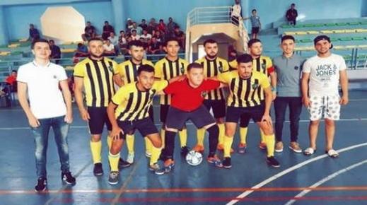 الحسيمة.. تتويج نادي بني بوعياش لكرة القدم المصغرة بطلا لعصبة الشرق