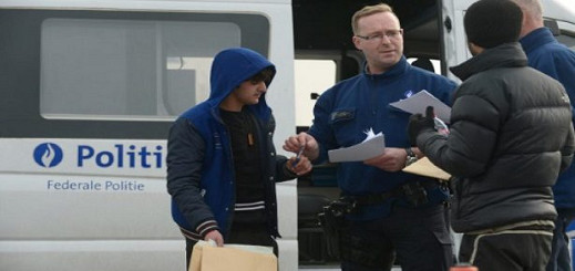 بلجيكا..الشرطة تعتقل شخصين مقيمين بشكل غير قانوني وبحوزتهما مخدرات