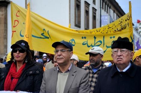 فيدرالية اليسار تؤكد مشاركتها في مسيرة 21 أبريل للمطالبة بإطلاق سراح معتقلي حراك الريف