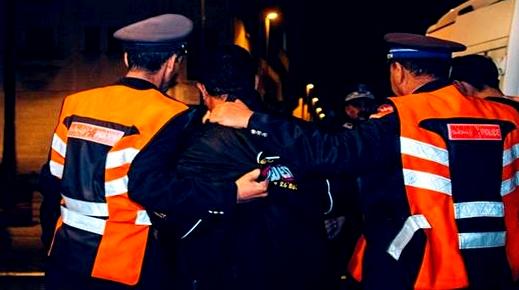 سقوط جزائري متورط في شبكة إجرامية للاتجار الدولي للمخدرات بيد أمن ولاية وجدة