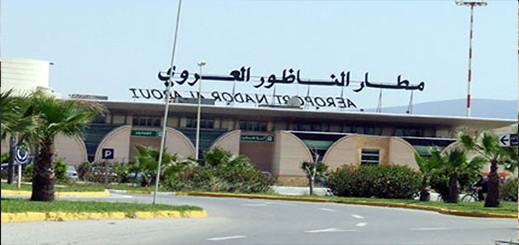 إعفاء رئيس شرطة مطار العروي بسبب معاملة تفضيلية لمسؤول أمني وأفراد عائلته