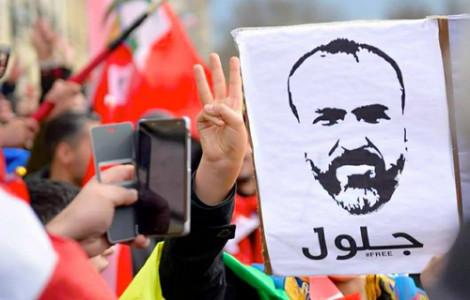 """محمد جلول: معتقلو """"حراك الريف"""" ماضون في الإضراب والدولة تعمق الأزمة بإجراءاتها الانتقامية"""